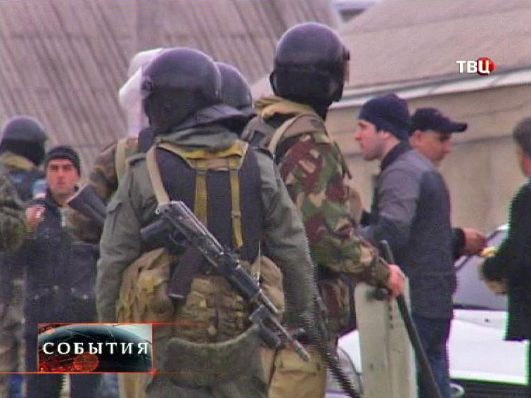 Силовики в Дагестане