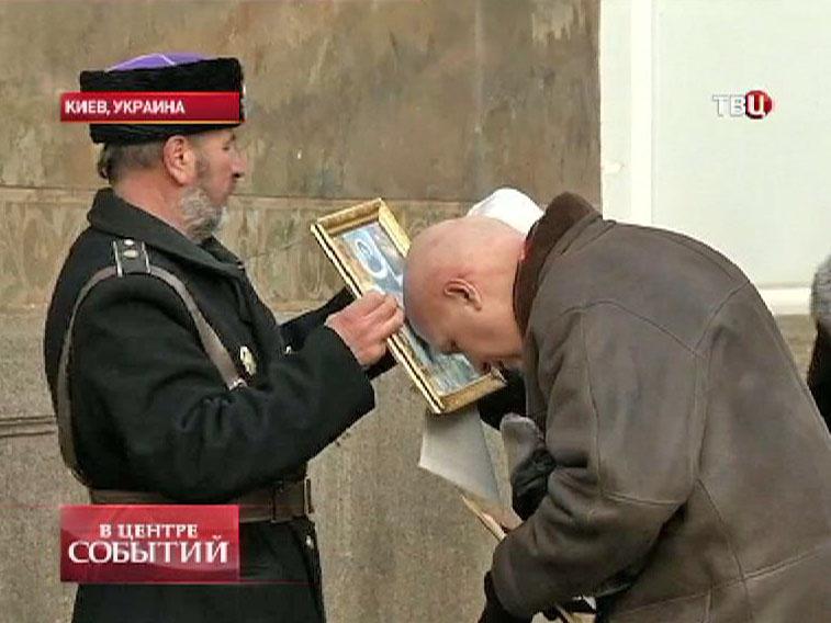Дары волхвов прибыли в Киев