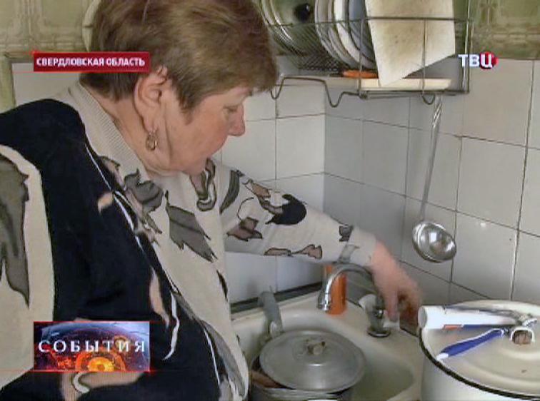 Жительница Свердловской области
