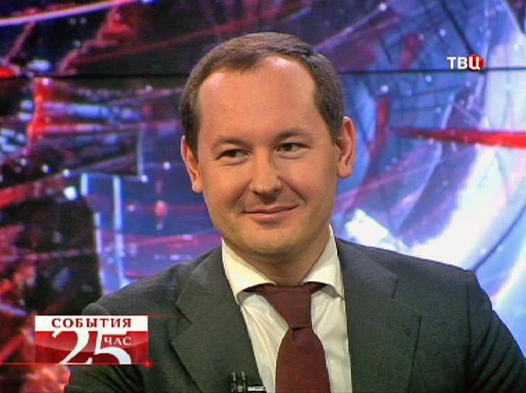 Павел Ливинский, руководитель Департамента топливно-энергетического хозяйства города Москвы