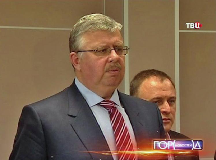 Андрей Бельянинов - экс-руководитель Федеральной таможенной службы России