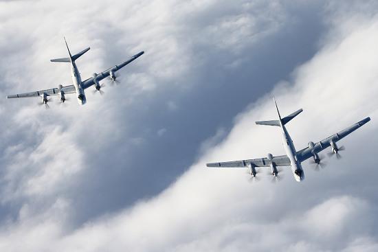 Бомбардировщики Ту-95МС