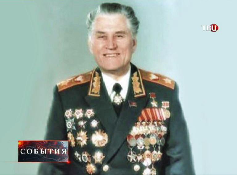 Маршал Василий Петров