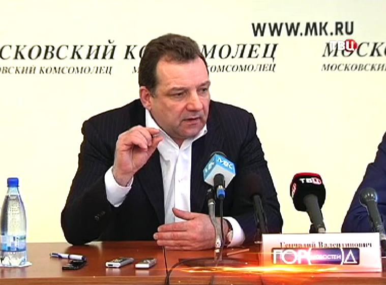 Геннадий Дёгтев