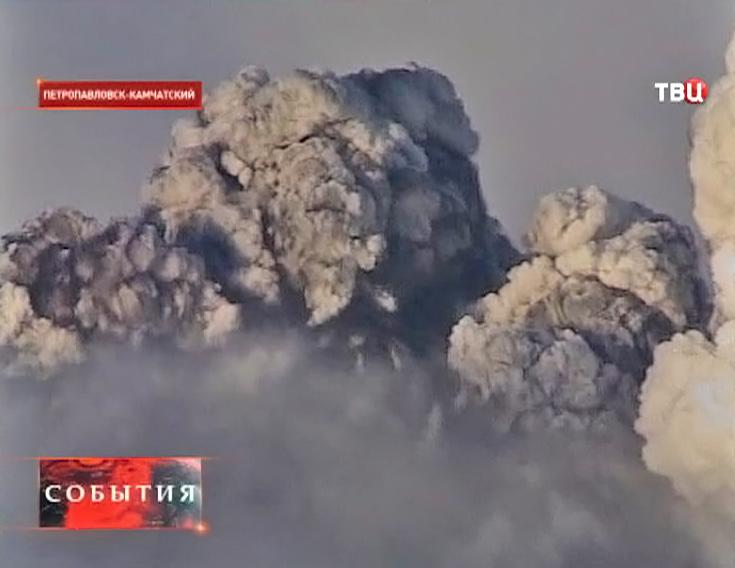 Вулкан Шивелуч