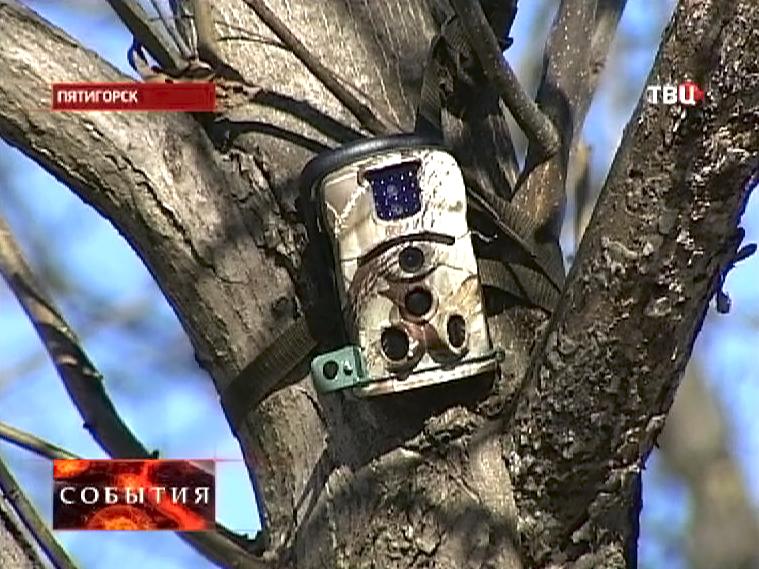 Скрытая камера в Пятигорске