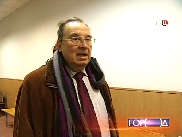 Экс-ректор МАРХИ Александр Кудрявцев в суде