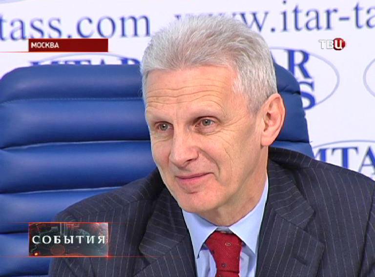 Андрей Фурсенко, помощник президента РФ