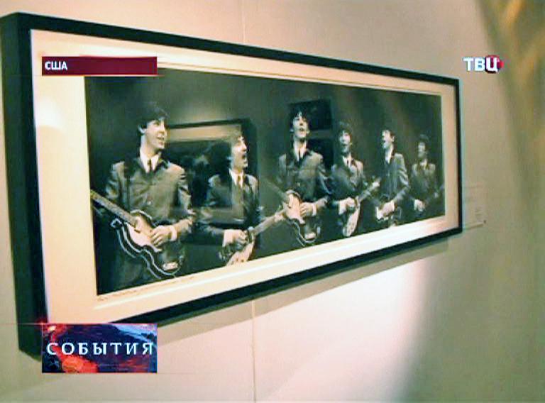 Фотография группы The Beatles