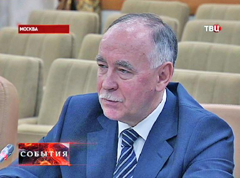 Виктор Иванов, глава ФСКН