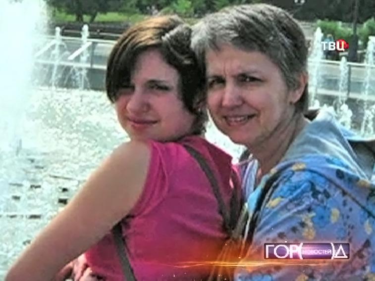 Фото убитых жены и падчерицы Степана Гончарика
