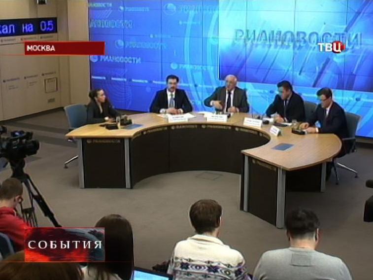 Пресс-конференция о новой системе местного самоуправления
