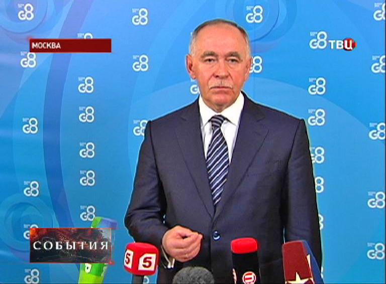 Глава антинаркотического комитета России Виктор Иванов