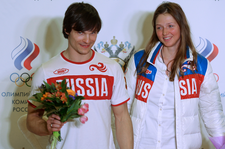 Вик Уайлд (Россия)и Алена Заварзина (Россия)