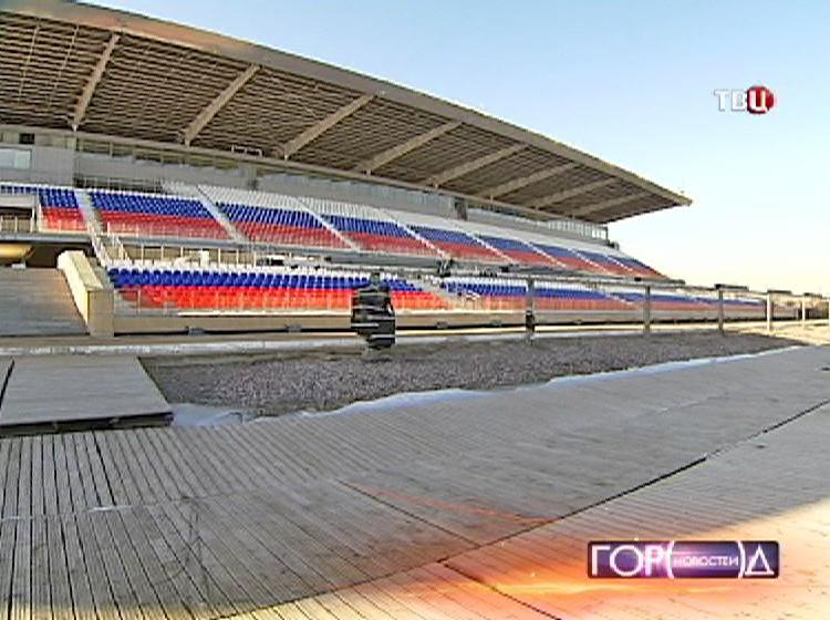 Спортивный комплекс для гребных видов спорта