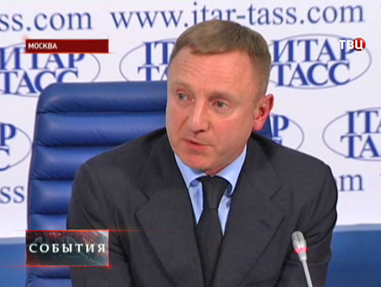 Министр образования и науки РФ Дмитрий Ливанов