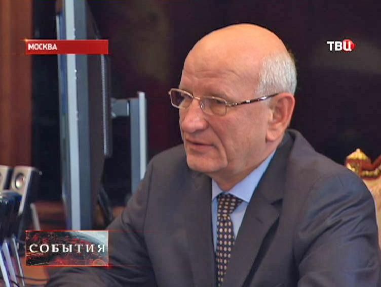 Юрий Берг, глава Оренбургской области