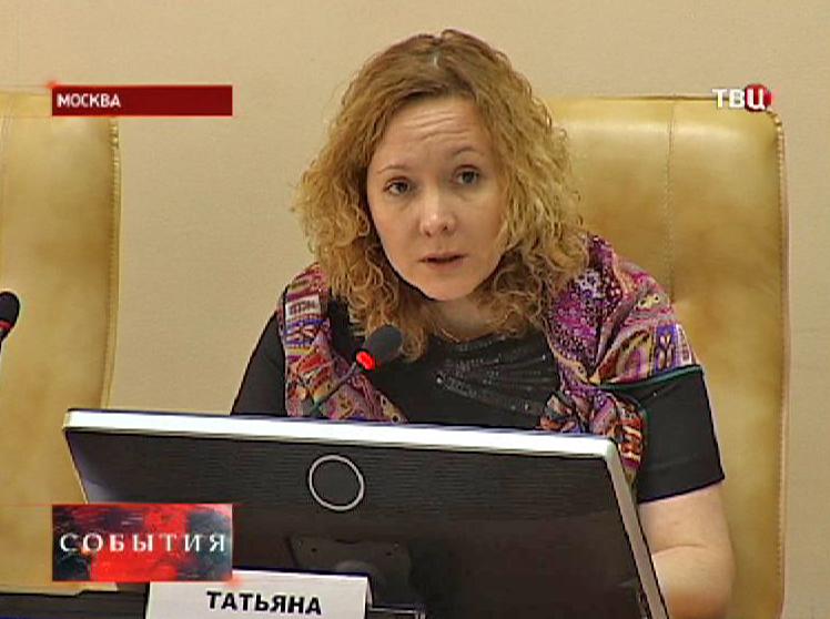 Татьяна Васильева, заместитель руководителя департамента образования
