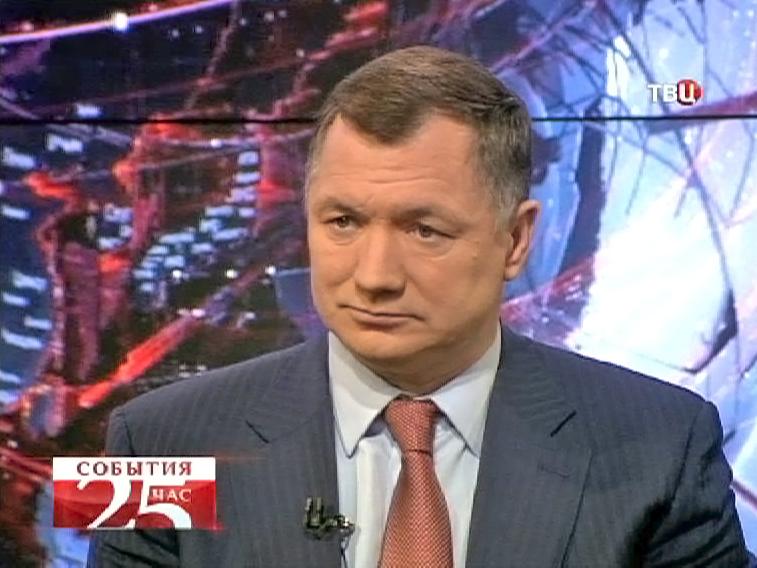 Марат Хуснуллин, заместитель мэра в правительстве Москвы по вопросам градостроительной политики и строительства