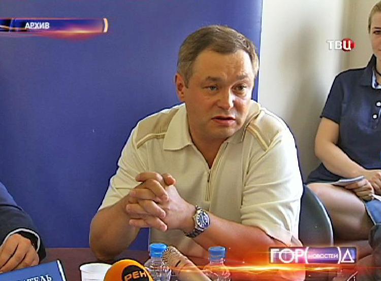 """Глеб Фетисов, экс-глава """"Моего-банка"""""""