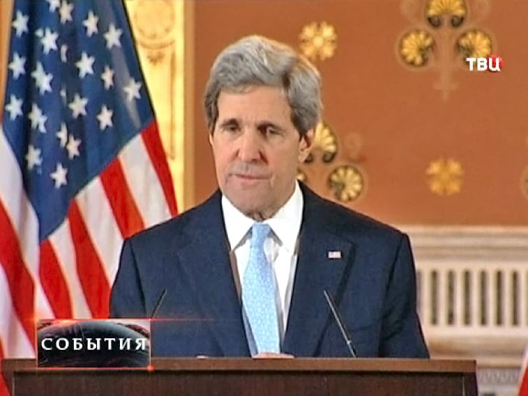 Государственный секретарь США Джон Керри