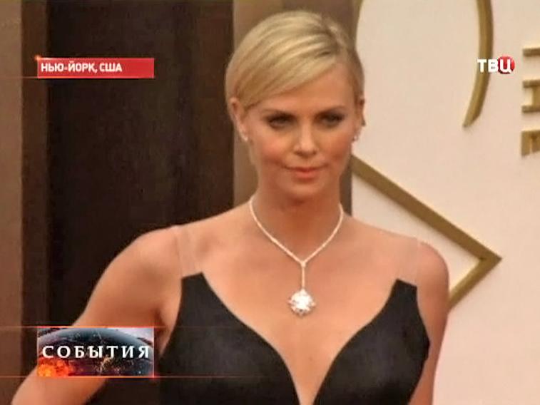 Актриса Шарлиз Терон
