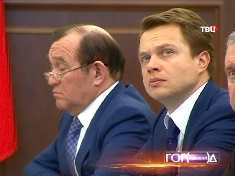 Пётр Бирюков и Максим Ликсутов