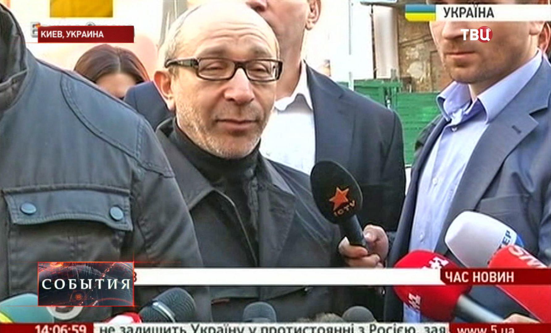 Глава Харькова Геннадий Кернес