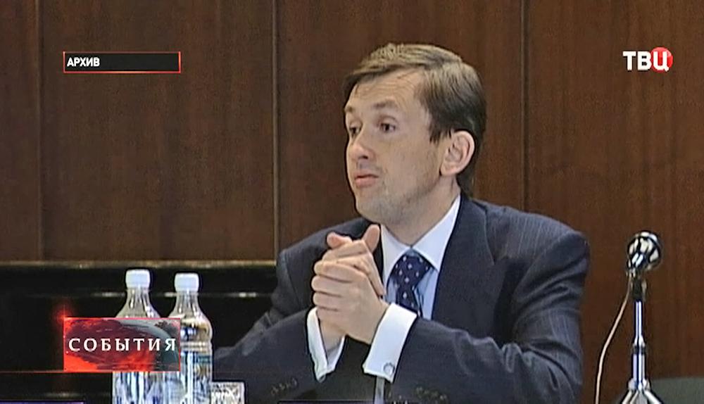 Экс-сенатор Александр Починок
