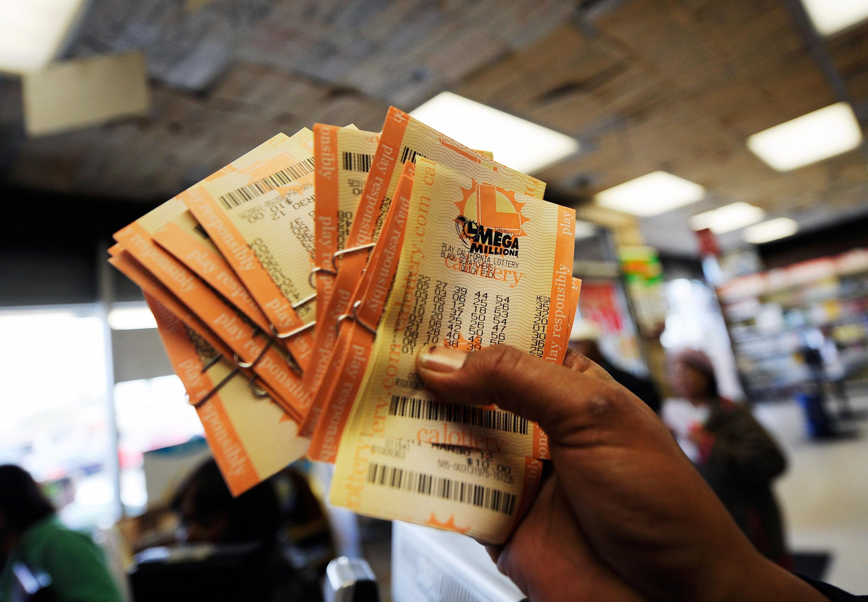 джекпоты в лотерею