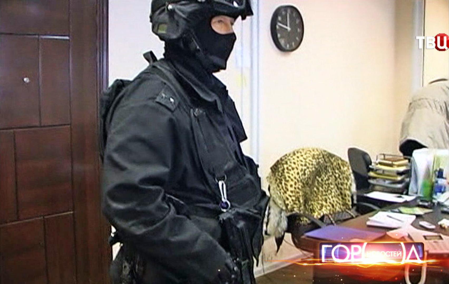 """Обыски в офисе """"МММ-2011"""""""