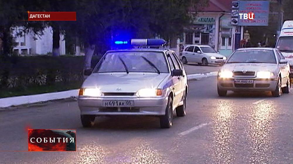 Полиция в Дагестане