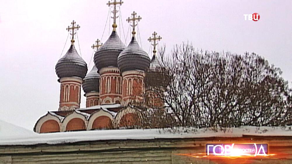 Купола православной церкви