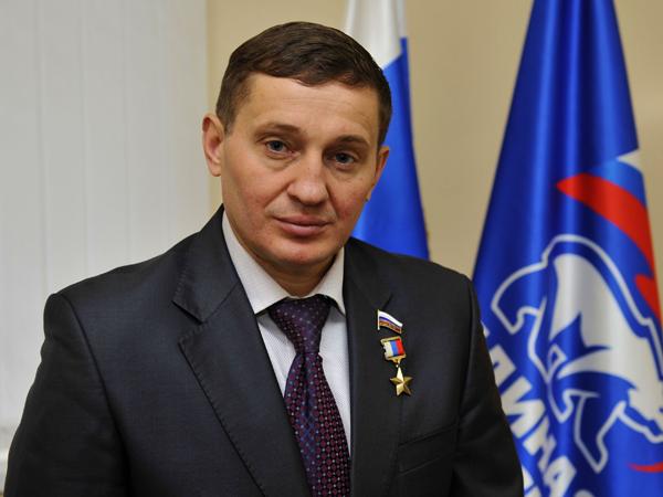 И.о. губернатора Волгоградской области Андрей Бочаров