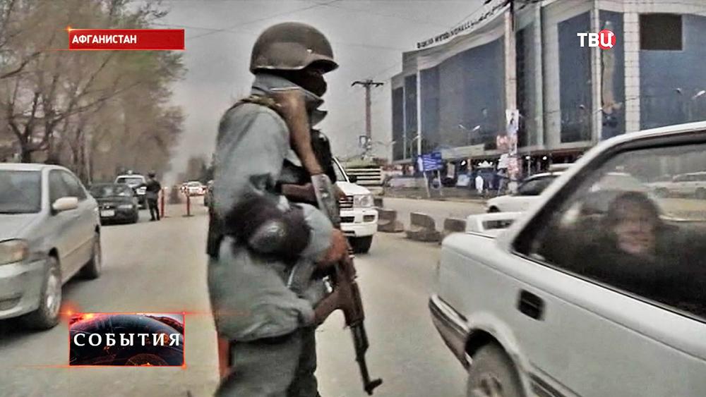 Военные Афганистана