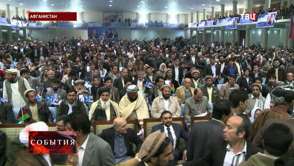 В Афганистане проходят выборы