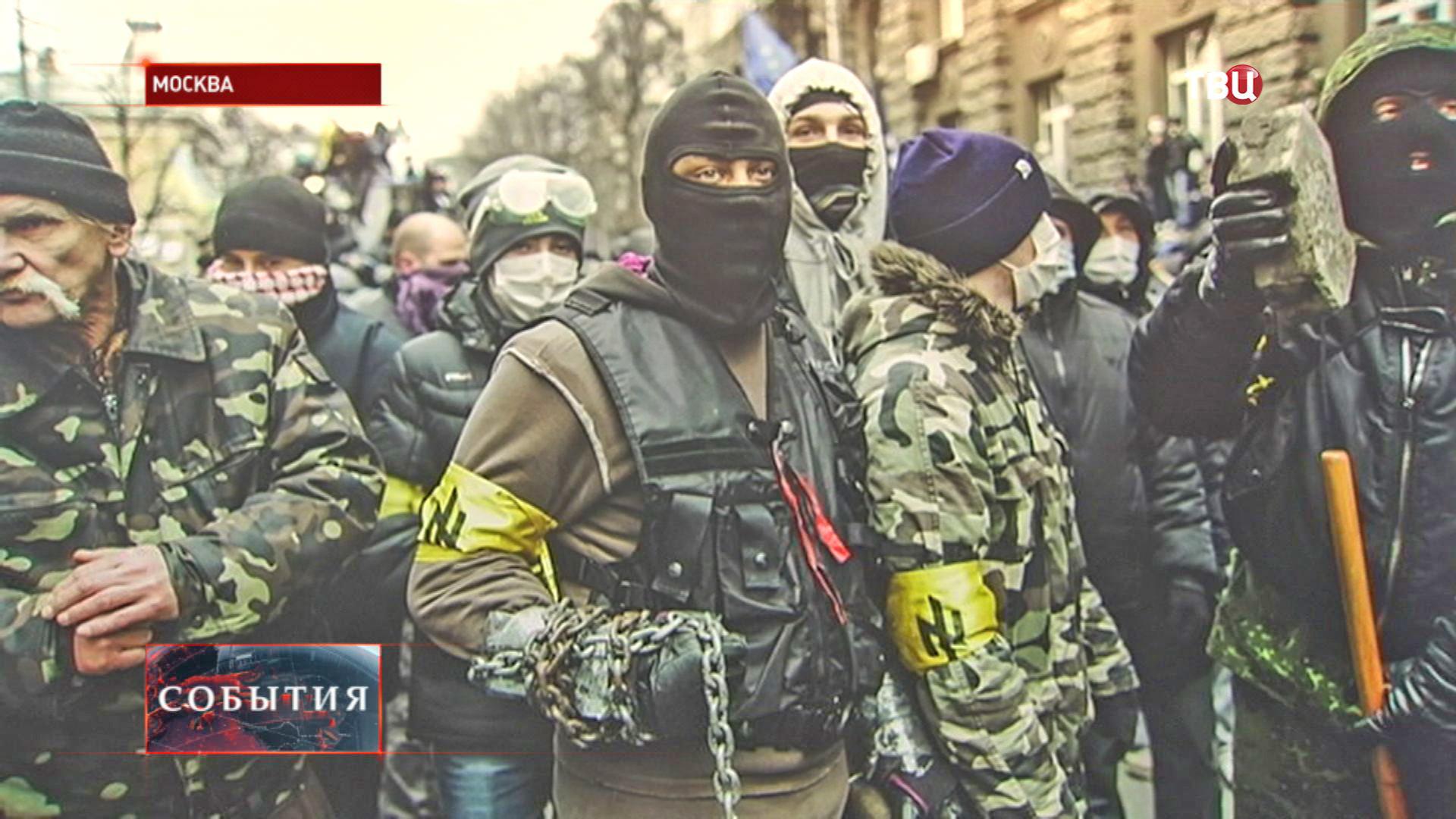 """Выставка """"Вещдоки. Украина"""" в Москве"""