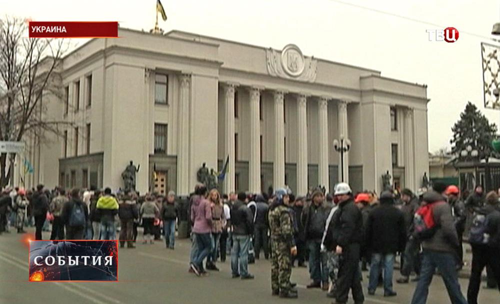 """Американский журналист назвал ситуацию на Украине """"шахматной партией"""""""