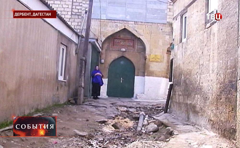 Старые кварталы Дербента