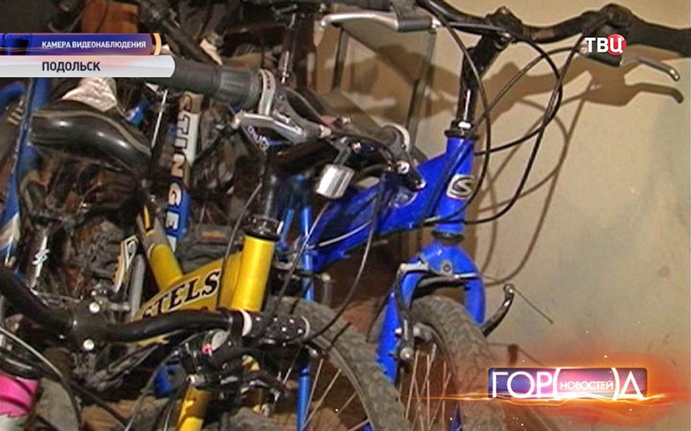 Украденные велосипеды