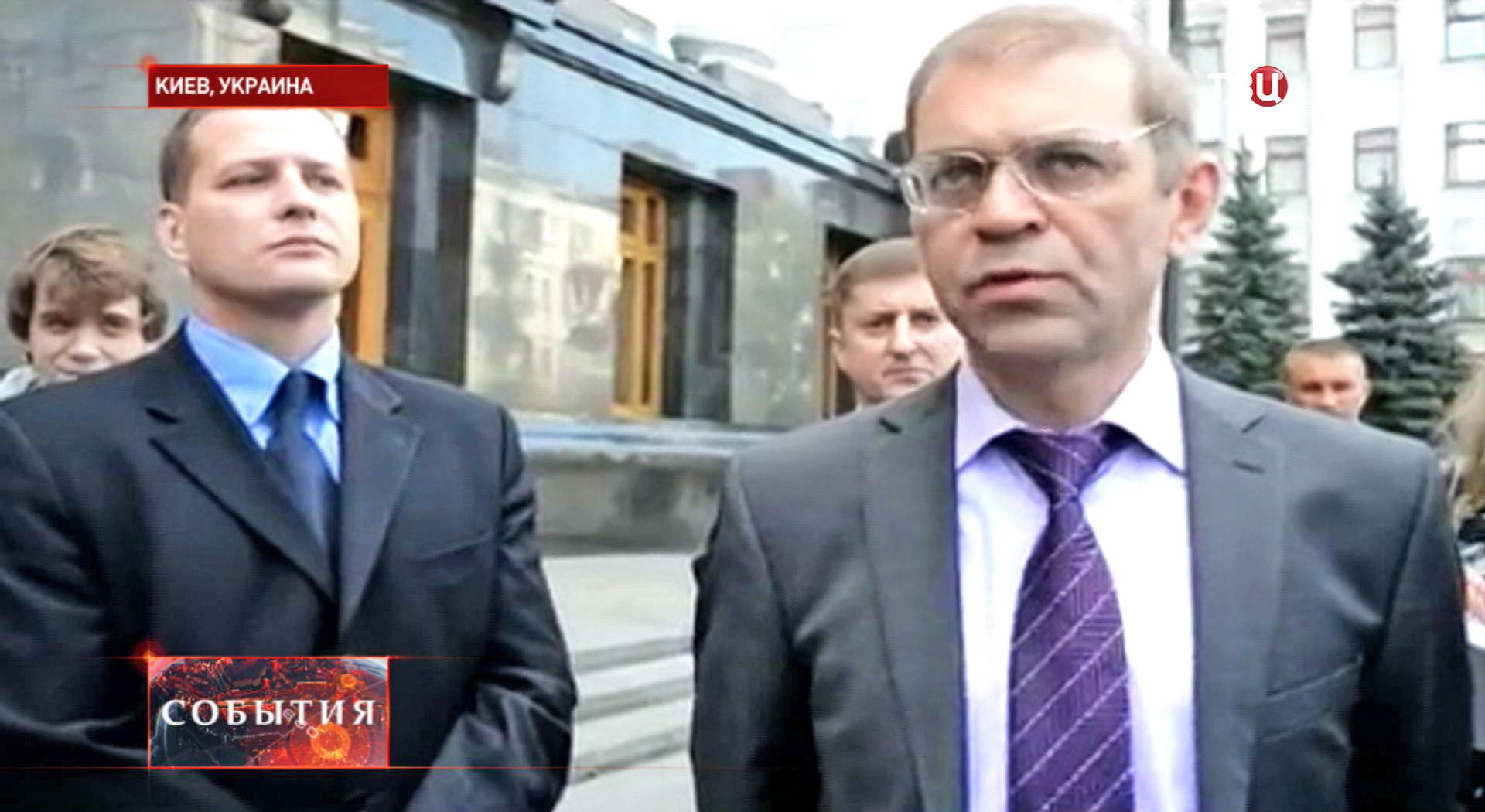 Глава администрации президента Украины Сергей Пашинский