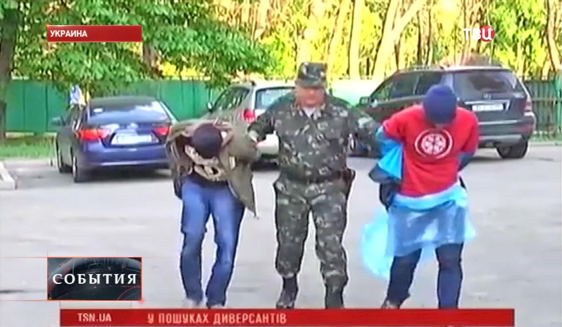 Журналисты телекомпании НТВ