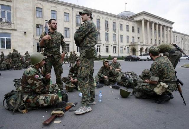 Грузинские наемники