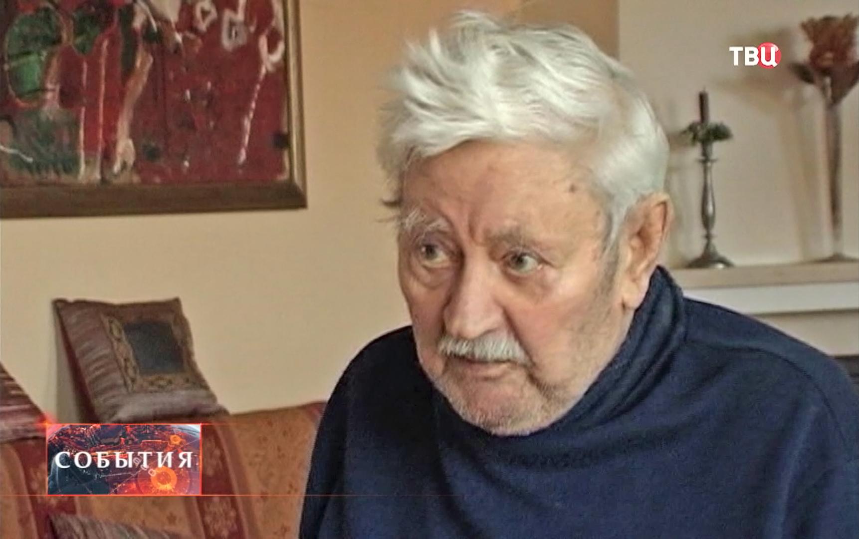 Актер Советского Союза Донатас Банионис