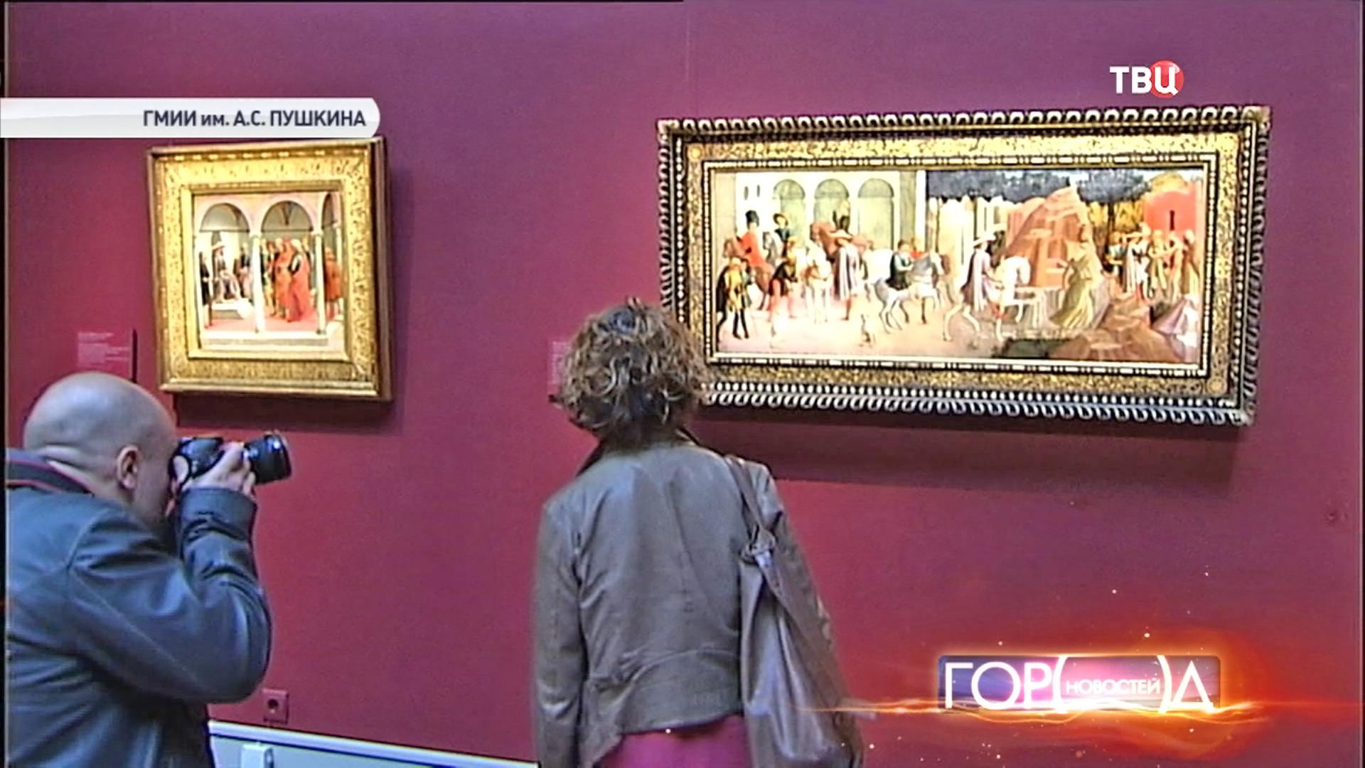 Выставка эпохи Возрождения в Пушкинском музее