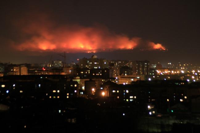 Взрывы на складе боеприпасов в Забайкалье