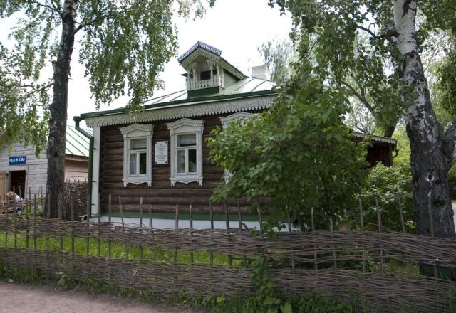 Государственный музей-заповедник Сергея Есенина