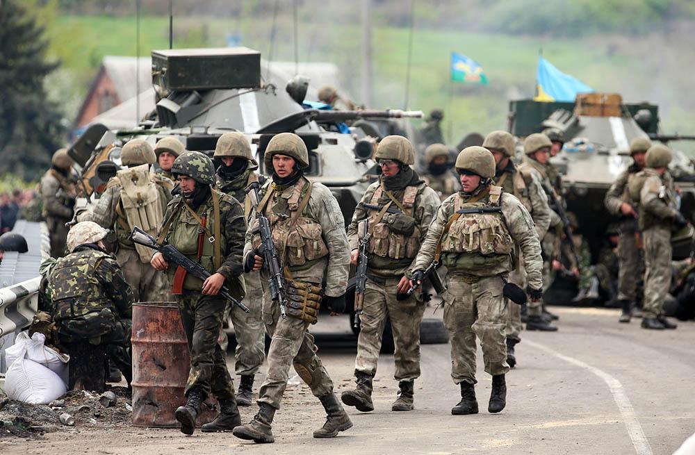 Спецоперация Украинской армии