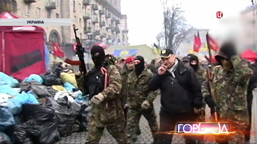"""Боевики """"Правого сектора"""""""