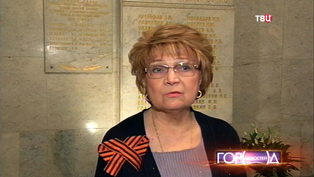 Заместитель председателя Государственной Думы РФ Людмила Швецова